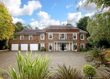 Thumbnail 7 bed detached house for sale in Fishers Wood, Sunningdale, Berkshire SL5.