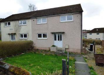 Thumbnail 3 bed semi-detached house for sale in Glenmount, Dalmellington