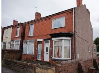 Thumbnail 2 bed semi-detached house for sale in Williamthorpe Road, Chesterfield