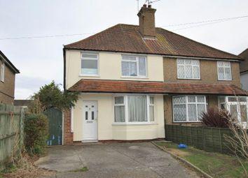 Thumbnail 3 bedroom semi-detached house for sale in Church End Lane, Tilehurst, Reading