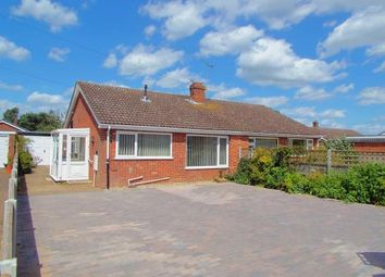 Thumbnail 2 bedroom bungalow for sale in Lingwood, Norwich, Norfolk