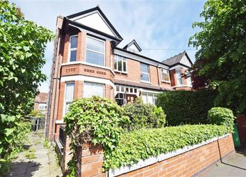 Thumbnail 6 bed semi-detached house for sale in Moorland Road, Didsbury, Manchester