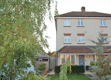 Thumbnail 4 bed semi-detached house for sale in Buckle Gardens, Hailsham, East Sussex
