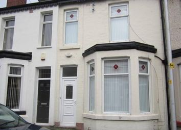 Thumbnail 2 bed terraced house to rent in Ribble Road, Blackpool