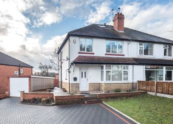 Thumbnail 3 bed semi-detached house for sale in Stainburn Mount, Leeds, West Yorkshire