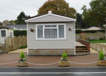 Thumbnail 1 bedroom mobile/park home for sale in Foxhall Road, Rushmere St. Andrew, Ipswich