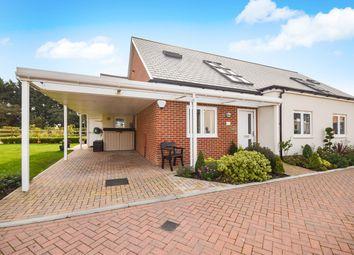 Hornbeam Way, Hawkinge, Folkestone CT18. 3 bed semi-detached house for sale