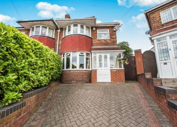 Thumbnail 3 bedroom semi-detached house for sale in Norbreck Close, Great Barr, Birmingham