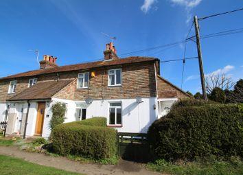 Thumbnail 2 bed end terrace house for sale in Burgate Terrace, Mersham, Ashford