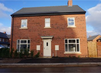 Thumbnail 4 bed detached house to rent in Henson Close, Whetstone