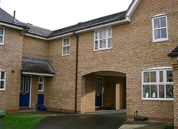 Thumbnail 1 bed flat to rent in Holcot Court, Winsford