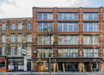 Thumbnail 1 bed flat for sale in Clerkenwell Road, Farringdon