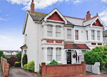 Thumbnail 3 bedroom semi-detached house for sale in Broadwater Road, Worthing, West Sussex