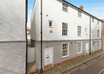 Lavender Mews, Church Lane, St Mildreds, Canterbury CT1. 3 bed end terrace house for sale