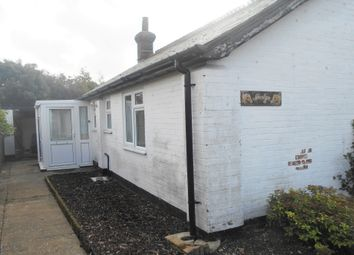 Thumbnail 2 bedroom detached bungalow to rent in North Street, Hundon