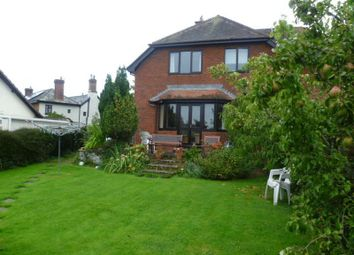 Thumbnail 5 bedroom detached house to rent in Church Hill, Pinhoe, Exeter