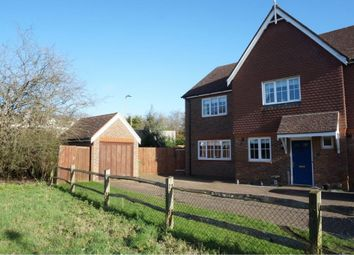 Thumbnail 4 bed semi-detached house to rent in Halls Drive, Faygate, Horsham