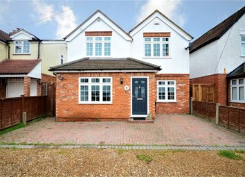 Thumbnail 4 bed detached house for sale in Sunray Estate, Sandhurst, Berkshire