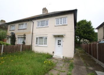 Thumbnail 4 bed semi-detached house to rent in Ashwood Road, Englefield Green, Surrey