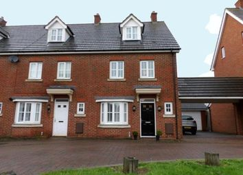 Thumbnail 4 bed end terrace house for sale in Great Baddow, Chelmsford, Essex