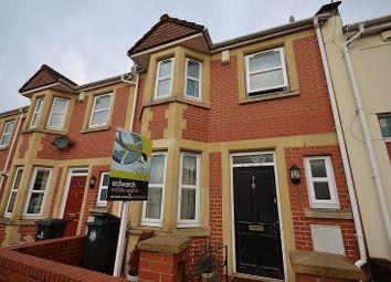 Thumbnail 3 bed terraced house to rent in Upper Sandhurst Road, Brislington, Bristol
