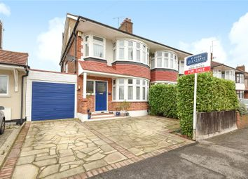 Thumbnail 5 bedroom semi-detached house for sale in Shenley Avenue, Ruislip, Middlesex