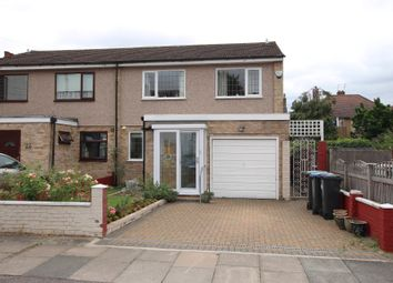 Thumbnail 4 bed semi-detached house for sale in Bridgenhall Road, Enfield