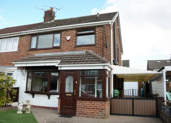 Thumbnail 3 bed semi-detached house for sale in Arran Grove, Radcliffe, Manchester