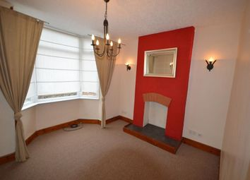 Thumbnail 2 bed property to rent in Wood Street, Church Gresley, Swadlincote