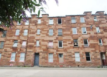 Thumbnail 1 bed flat for sale in 21, Robert Street, Flat 1-2, Port Glasgow, Inverclyde PA145Rd