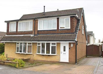 Thumbnail 3 bed semi-detached house for sale in Snowdrop Close, Haslingden, Rossendale