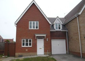 Thumbnail 3 bedroom semi-detached house for sale in Diprose Drive, Lowestoft