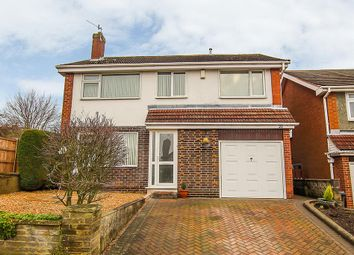 Thumbnail 5 bed detached house for sale in Sheringham Close, Arnold, Nottingham