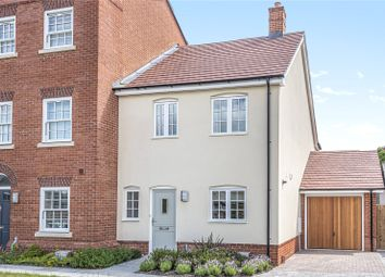 Thumbnail 3 bed semi-detached house for sale in Railway Place, Whitchurch, Hampshire
