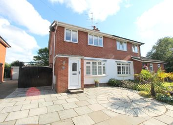 Thumbnail 3 bed semi-detached house to rent in Haworth Crescent, Poulton-Le-Fylde