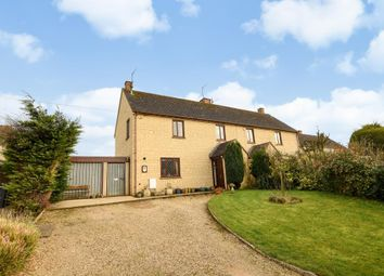 Thumbnail 3 bed semi-detached house for sale in Shipton Road, Ascott Under Wychwood