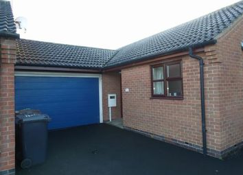 Thumbnail 2 bed property for sale in Primrose Way, Queniborough, Leicestershire