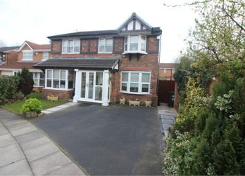 Thumbnail 4 bed detached house for sale in Parklands Way, Liverpool, Merseyside