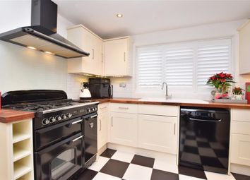 Thumbnail 3 bed semi-detached house for sale in Nursery Hill, Shamley Green, Guildford, Surrey