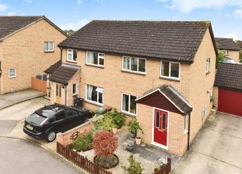Thumbnail 3 bed semi-detached house for sale in Amyce Close, Abingdon