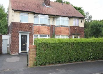 Thumbnail 3 bed semi-detached house for sale in Dorset Avenue, Cheadle, Cheshire