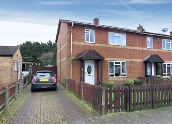 Thumbnail 3 bed end terrace house for sale in Southwell Road, Wisbech