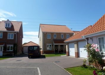 Thumbnail 2 bed semi-detached house to rent in Broadfleet Close, Oulton, Lowestoft