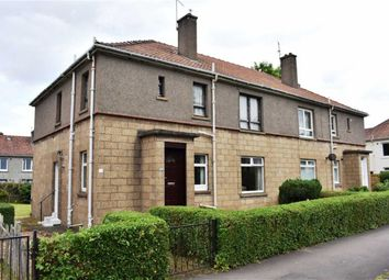 Thumbnail 3 bed flat for sale in 12, Lanton Drive, Glasgow