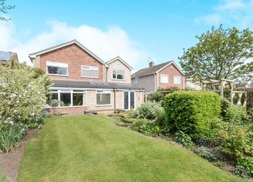 Thumbnail 4 bed detached house for sale in Hambleton Way, Easingwold, York