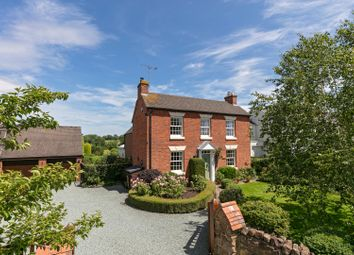 Thumbnail 4 bed detached house for sale in Coventry Road, Fillongley, Coventry, Warwickshire