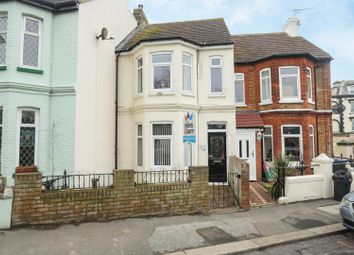 Thumbnail 3 bed property for sale in Pegwell Road, Ramsgate