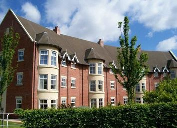 Thumbnail 2 bed flat to rent in Tiverton Court, Blakemere Drive, Kingsmead, Northwich