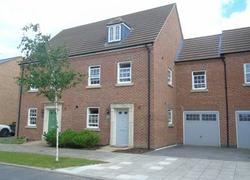 Thumbnail 4 bed town house for sale in Elton Street, Corby