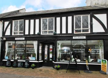 Thumbnail Restaurant/cafe for sale in Mill Street, Bideford, Devon